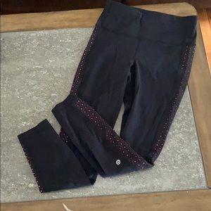 Lululemon leggings size 6!